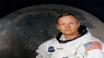 Neil Armstrong's quest